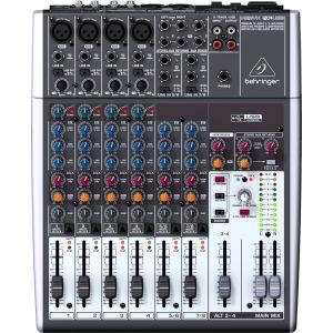 BEHRINGER XENYX 1204USB Mixer professionale senza effetti 12 canali