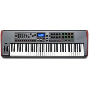 NOVATION Impulse 61 - TASTIERA CONTROLLER MIDI USB 61 TASTI
