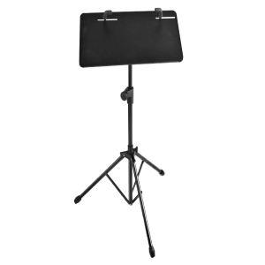 Moreschi Supporto PC portatile Mixer Stand proiettori Leggio Mixer DJ