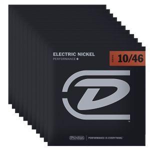 DUNLOP Medium1046 - Set da 12 Mute per Chitarra Elettrica