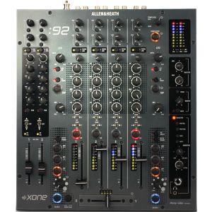 Allen & Heath Xone 92 Black - Mixer per DJ
