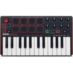 Akai Pro MPK Mini MK2 - Controller MIDI/USB 25 Tasti