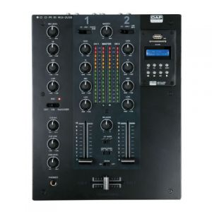 DAP Audio Core MIX-2 USB - Mixer per DJ