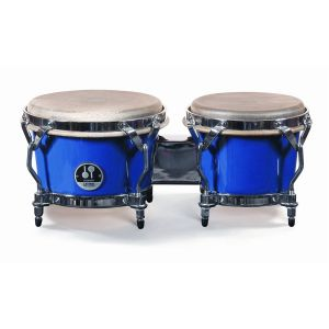 SONOR LBF 7850 DBHG - Coppia di Bongo 7 / 8.5 Dark Blue