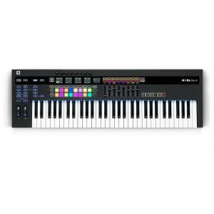 Novation SL 61 MKIII MK3 - Controller MIDI/USB 61 Tasti