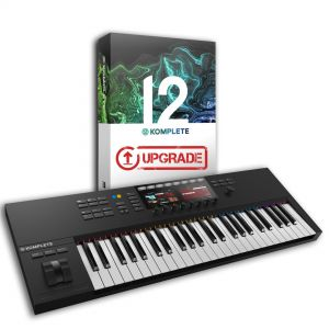 Native Instruments Komplete Kontrol S49 MKII / Komplete 12 Upgrade da Select