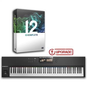 Native Instruments Komplete Kontrol S88 MK2 / Komplete 12 Upgrade da Select