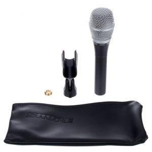 Shure Sm86 - Microfono A Candensatore Cardioide Per Voce