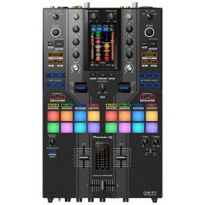 Pioneer DJM-S11SE Special Edition Mixer DJ 2Ch con Touch Screen per Serato DJ Pro/rekordbox