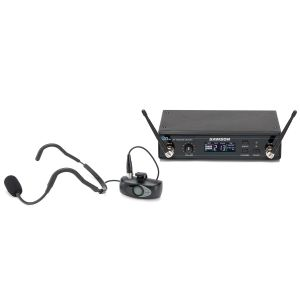 Samson AHX Fitness Headset - Radiomicrofono ad Archetto