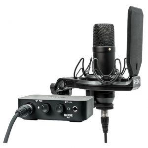 Rode Complete Studio Kit - Bundle per Home Studio Recording