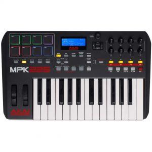 Akai MPK225 Tastiera Controller Midi Usb 25 Tasti Semipesati