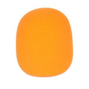Alctron C9010 - Spugna Microfono Antivento Classico Arancione