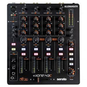 Allen & Health Xone:43C - Mixer per DJ con Interfaccia Audio USB