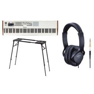 ARTURIA KEYLAB 88 Pack Controller Midi/USB / Cuffia / Supporto Bundle