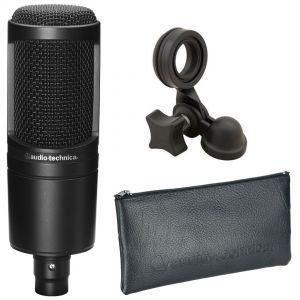 Audio Technica AT2020 - Microfono da Studio
