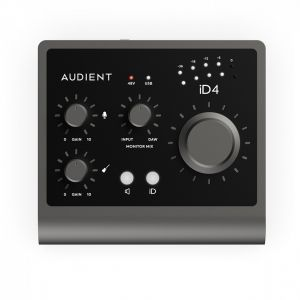 Audient iD4 MKII MK2 Scheda Audio USB 3.0 2in/2out