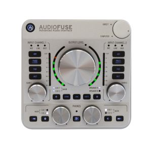 ARTURIA AUDIOFUSE CLASSIC SILVER - Interfaccia Audio MIDI/USB