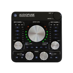 ARTURIA AUDIOFUSE DEEP BLACK - Interfaccia Audio MIDI/USB