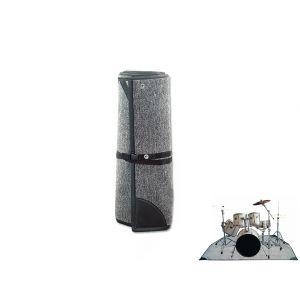 ROCKBAG RB22201B Tappeto richiudibile ISO per batteria acustica 200X200 cm