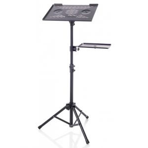 Bespeco LPS100 Supporto PC portatile Laptop Notebook Stand proiettori Mixer DJ