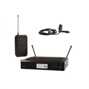 SHURE BLX14RE/CVL - H8E - Sistema Wireless Half-Rack per Presentatori
