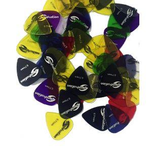Box Plettri (72 pezzi) per chitarra nylon 0.71