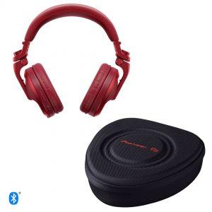 Pioneer HDJ-X5BT-R - Cuffie Dj Bluetooth Professionali con Custodia Omaggio