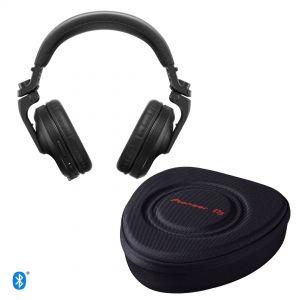 Pioneer HDJ-X5BT-K - Cuffie Dj Bluetooth Professionali con Custodia Omaggio