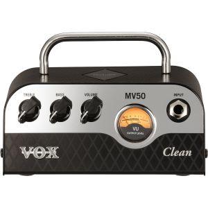 VOX MV50 CLEAN - Testata Valvolare 50W