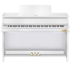 Casio Celviano Grand Hybrid GP-310WE Pianoforte Digitale 88 Tasti Bianco