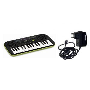 Casio SA46 Kids Pack - Tastiera 32 Tasti Mini / Alimentatore