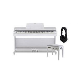 Casio Celviano AP 270 White Pack - Pianoforte Digitale / Panchetta / Cuffie