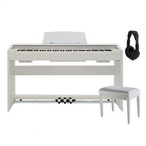 Casio PX-770 Privia White Home Set - Piano Digitale / Panchetta / Cuffie