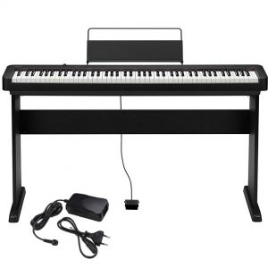 Casio CDP S100 Set Pianoforte Digitale con Stand