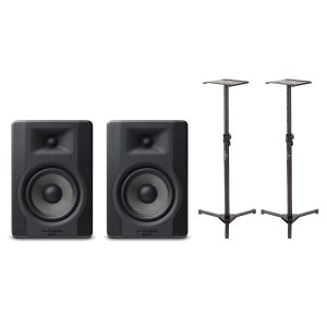 M-Audio Coppia BX5 D3 Studio Monitor / Stand