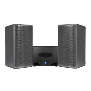 DB TECHNOLOGIES Audio System Professionale Completo 3400W Coppia OPERA 15 Casse Attive / Subwoofer