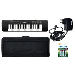 CASIO STUDENT PACK CTK240 Tastiera 49 Tasti / Accessori Bundle