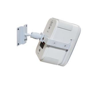SOUNDSATION WSS-10W - Supporto a Muro per Altoparlanti Bianco
