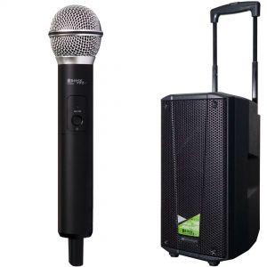 dB Technologies B Hype M HT Diffusore Portatile Wireless Bluetooth con Microfono