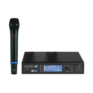dB Technologies Moving D - Radiomicrofono Palmare