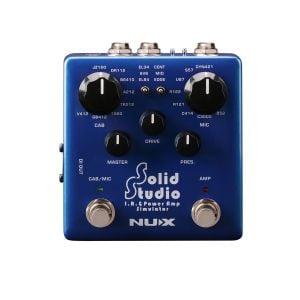 Nux NSS-5 Solid Studio - Simulatore IR & Power Amp