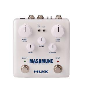 Nux NBK-5 Masamune - Booster & Kompressor