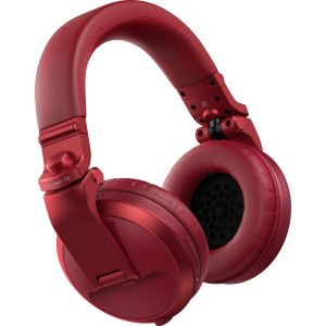 Pioneer HDJ-X5BT-R - Cuffie DJ Over-Ear Bluetooth Rosse