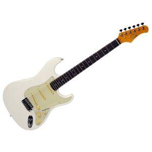 EKO S300V Vintage Olympic White chitarra elettrica eko Vintage