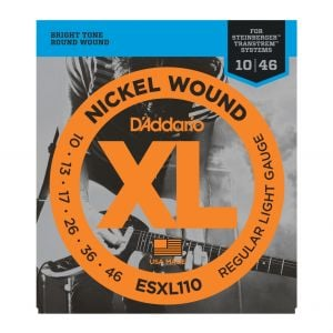 D'ADDARIO ESXL110 - Muta per Elettrica Regular Light (010/046)