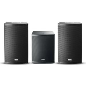 FBT X-2500 - Sistema Audio 2.1 3200W