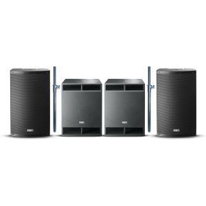 FBT X-4000 - Sistema Audio Completo 4400W