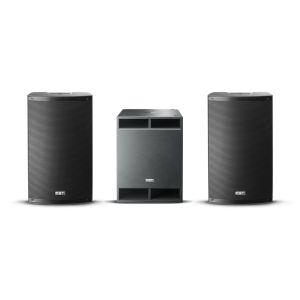 FBT X-3500 - Impianto Audio Stereo 2.1 3200W