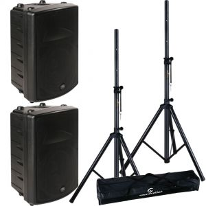 Montarbo FiveO D15A (Coppia) Impianto Audio DJ Casse Karaoke